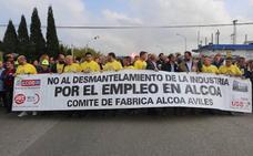 Mañana, última oportunidad para aplazar los despidos de Alcoa