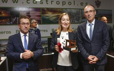El Congreso concede la Gran Cruz de Alfonso X El Sabio a Luis Felipe Fernández