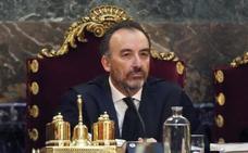 La Fiscalía pide que se archive de la recusación de Marchena presentada por los encausados en el 'procés'