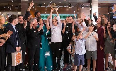 Ona Carbonell gana la tercera edición de 'MasterChef Celebrity'