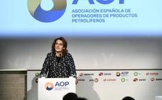 Teresa Ribera: «Se han recibido muestras de interés de varias empresas para comprar las instalaciones de Alcoa»