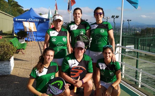El equipo femenino supera a La Fresneda