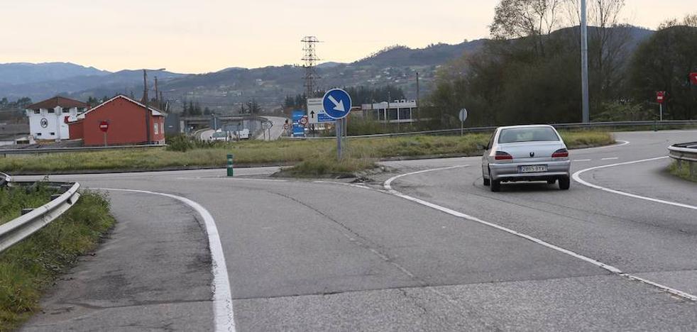 Fallece un motorista de 48 años en un accidente de tráfico en Siero