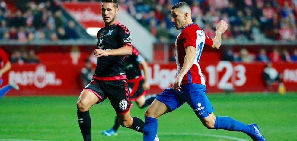 El Sporting vuelve a ganar en casa