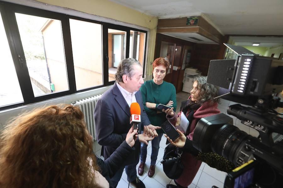 Ciudadanos pide la construcción de un nuevo edificio para el CIFP Avilés