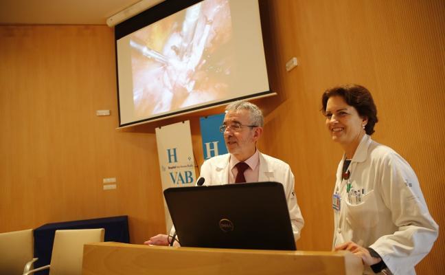 La cirugía mínimamente invasiva se impone en el Álvarez-Buylla