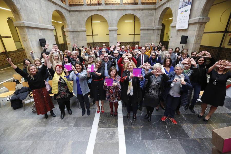 Futuro en Femenino, en lucha por la igualdad