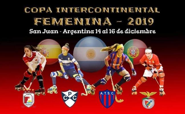 Julieta, imagen de la Copa Intercontinental