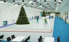 El Ayuntamiento sancionará a la empresa de la pista de patinaje por dañar el Bombé