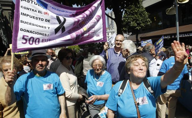 La recaudación por herencias se desploma en Asturias tras la reforma del impuesto