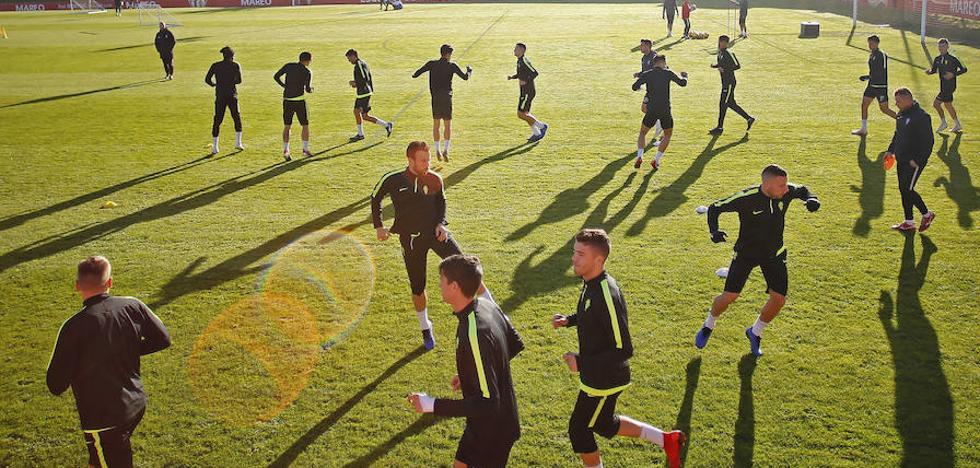 Sporting: Todos los disponibles, convocados