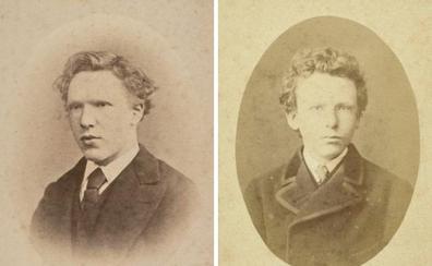 Una de las dos fotos conocidas de Van Gogh es un retrato de su hermano