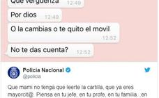 Compromís pregunta al Gobierno sobre el machismo de un tuit de la Policía