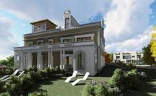 Somió acogerá el primer proyecto para dividir en pisos un palacete catalogado