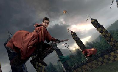 El quidditch, el deporte que descubrió Harry Potter