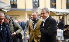 Zapatero, en Oviedo: «Me consta que hay una apuesta muy seria para reindustrializar las comarcas mineras»
