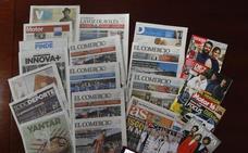 EL COMERCIO sube un 12,41% en el último EGM y suma 154.000 lectores