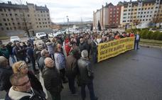 El Nalón reclama a Adif que rectifique y no corte la línea Gijón-Laviana