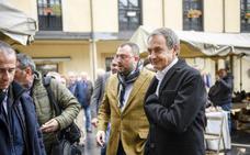 Zapatero asegura que hay una apuesta «seria» para reindustrializar las cuencas