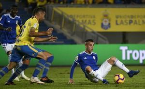 Vídeo: resumen del partido Las Palmas 0 - 0 Real Oviedo