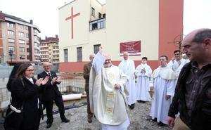 «La ampliación de la iglesia de La Tenderina es cumplir con un deber sentido y necesario»