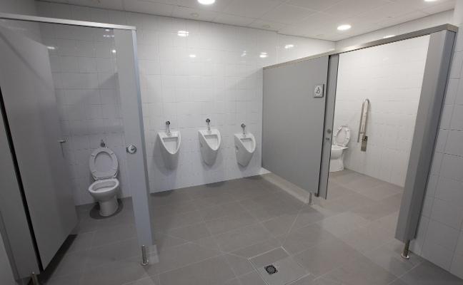 Los baños del Ferrera abren al público tras su reforma integral