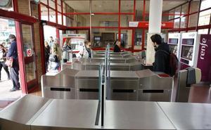 Los asturianos pagan un 20,7% más que el resto por viajar en cercanías de Renfe