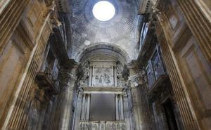 La restauración de la capilla de los Vigiles se pospone hasta julio y costará 367.000 euros