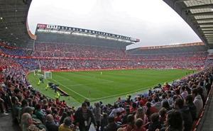 El Molinón acogerá en marzo el primer partido de clasificación de 'La Roja' para la Eurocopa 2020