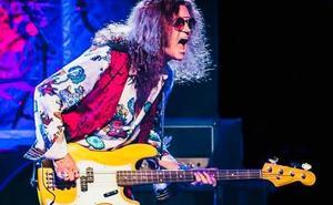 Glenn Hughes interpretará en Avilés los clásicos de Deep Purple