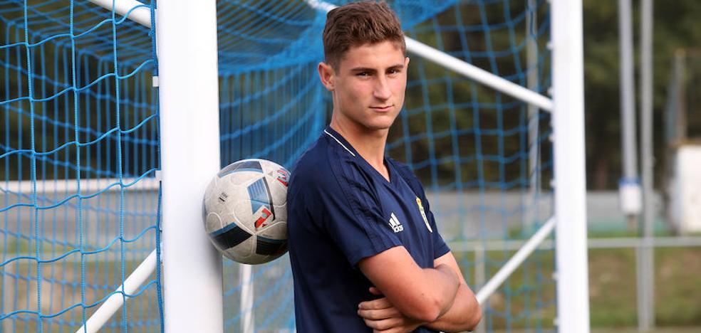 Javi Cueto se une a la Selección Española sub 18 para «aprovechar la oportunidad»