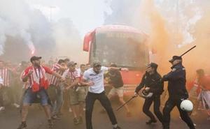 El Observatorio Contra la Violencia afea al Sporting su «pasividad» con los ultras