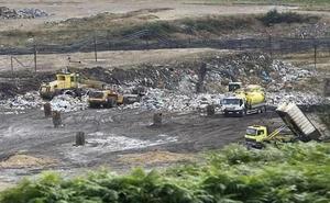 La multa de la UE por los residuos «sería culpa de la cerrazón con la incineración»