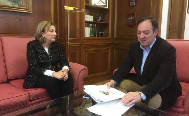 Delegación del Gobierno mediará para acercar posturas en el traslado del Ipla