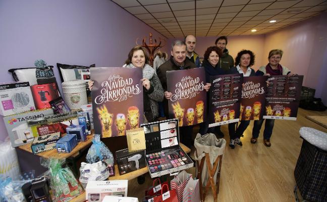 Diez mil euros en premios por Navidad en Arriondas