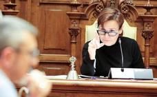Moriyón defiende los avances logrados en política social e inversión frente a las críticas de «incapacidad» de la oposición