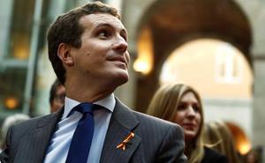 Casado no descarta que Vox entre en un Gobierno del PP en Andalucía