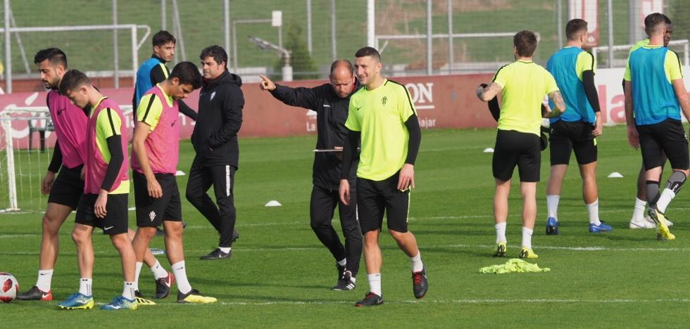 Sporting | Djurdjevic se retira de la sesión