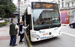 La huelga de TUA comienza hoy con dos tercios de los autobuses parados