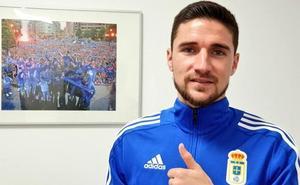 El Oviedo refuerza su parcela ofensiva con Omar Ramos