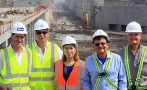 Duro Felguera renueva su estructura organizativa con tres nuevos directores generales