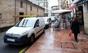 Oviedo prohibirá el aparcamiento en superficie en todo el centro en ocho años