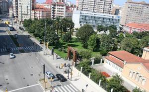 Adif destina 1,1 millones al proyecto de la estación de la plaza de Europa de Gijón