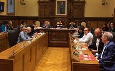 Batería de reproches para el último debate sobre el estado del municipio de la era Moriyón