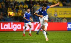 El Real Oviedo mejora y empieza a poner el candado a su portería