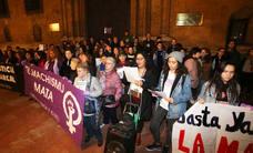Asturias, en pie contra la condena de 'La Manada'