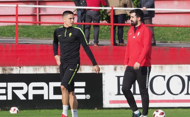 Djurdjevic se retira del entrenamiento antes de tiempo por molestias musculares