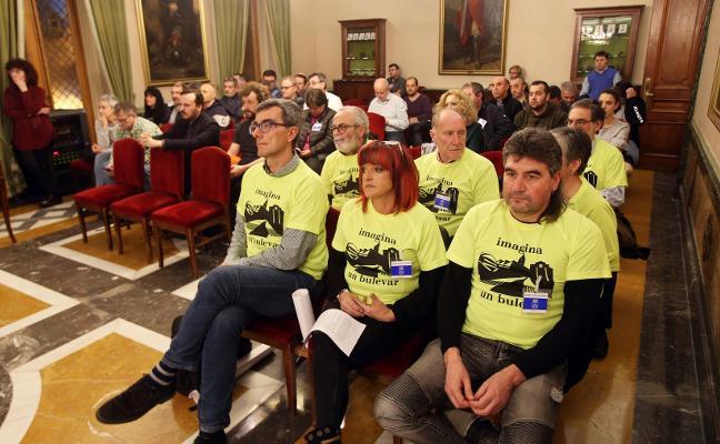 La oposición de Oviedo forzará un Pleno sobre Priorio ante las evasivas de Urbanismo