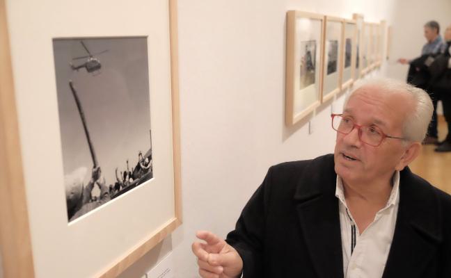 Exposición de fotos de Santiago García