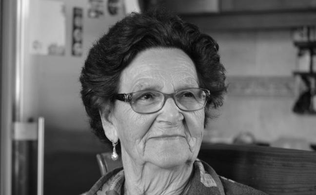 Fallece Josefa Rodríguez 'Lela', de Casa Nuevo